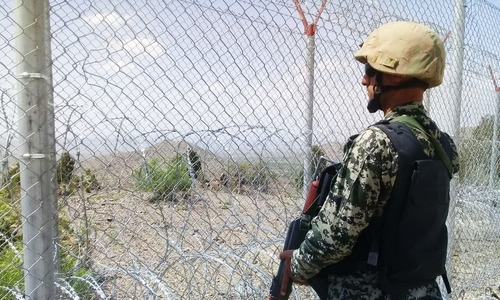 Army begins handing South Waziristan checkposts over to FC