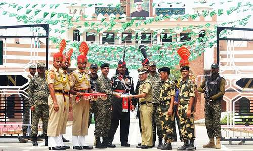 Pakistani military seeks better relations with India, says report