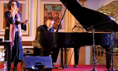 Austrian jazz duo give Islamabad a night of soulful music