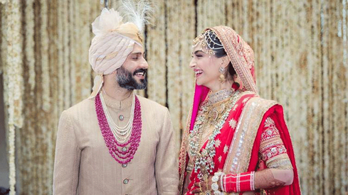 Pictures: Sonam Kapoor and Anand Ahuja have tied the knot