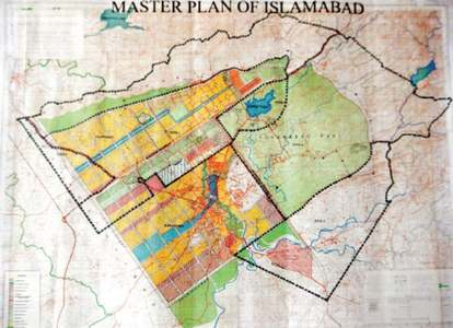 Islamabad's master plan to be revised for the first time