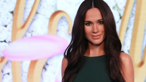Meghan Markle wax figure at Madame Tussaud's revealed and it actually looks like her