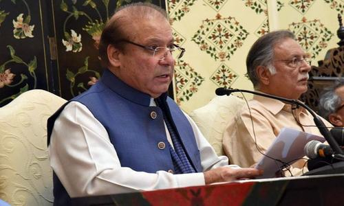 Give proof of 'shameless' allegations in 24 hours or resign, Nawaz tells NAB chairman