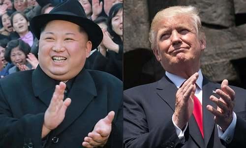 Trump says Kim summit set for June 12 in Singapore