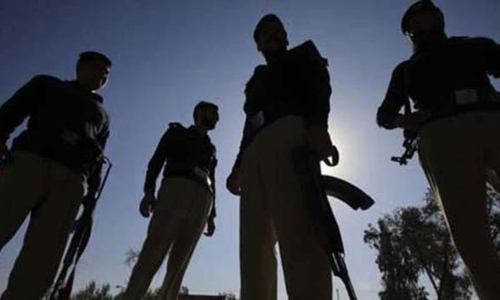 Sindh increases security budget by 10pc for first quarter