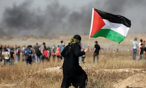 Israelis shoot dead Palestinian man in Gaza border protests
