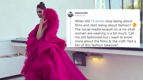 Is our fashion obsession with Cannes doing a disservice to film?