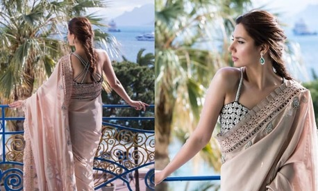 Mahira Khan has arrived at Cannes and it's a beautiful sight