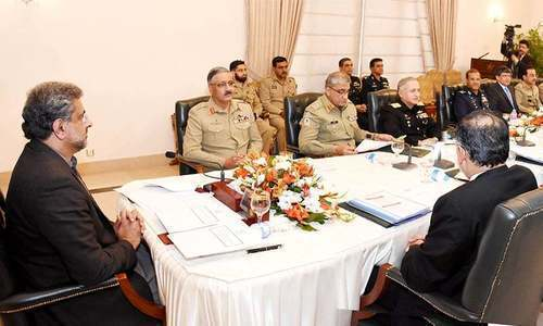 NSC unanimously terms 'statement' on Mumbai attacks as 'incorrect and misleading'