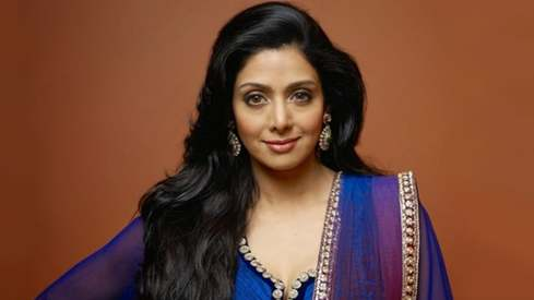 Sridevi will be honoured with an icon award at Cannes Film Festival