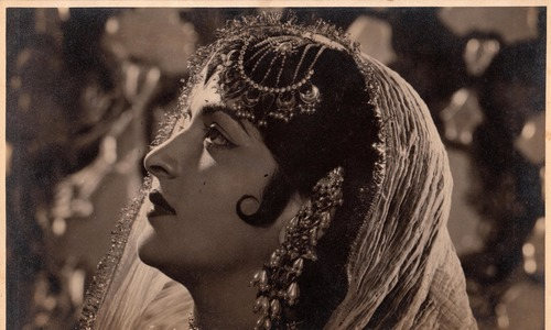 My mother was almost cast as Anarkali for Mughal-e-Azam. At home, she was violently abused by her husband