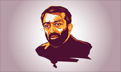 Lonely at the top: Farooq Sattar