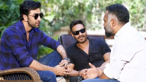 Ranbir Kapoor and Ajay Devgn set to appear on the big screen together