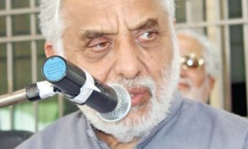 Influential politician Sardar Ghulam Abbas quits PML-N over ex-PM's interview