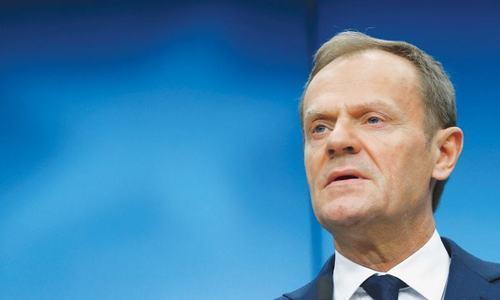 With friends like Trump, who needs enemies: EU chief