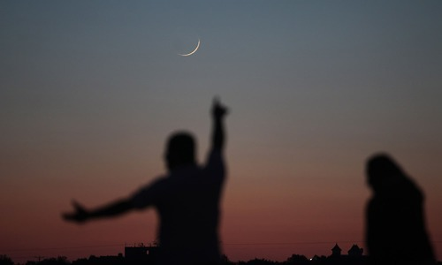 In pictures: Muslims across the world welcome holy month of Ramazan