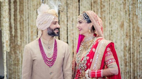 Anand has also changed his name but nobody wrote about that, says Sonam Kapoor