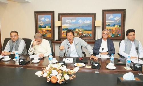 PTI parliamentary party demands KP-Fata merger without delay