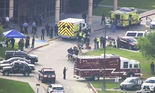 Pakistani student among 10 killed as gunman opens fire at Texas school