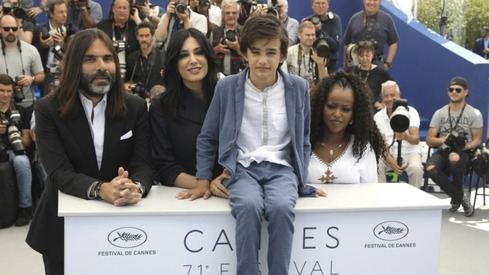 This 12-year-old Syrian refugee became the biggest star at Cannes