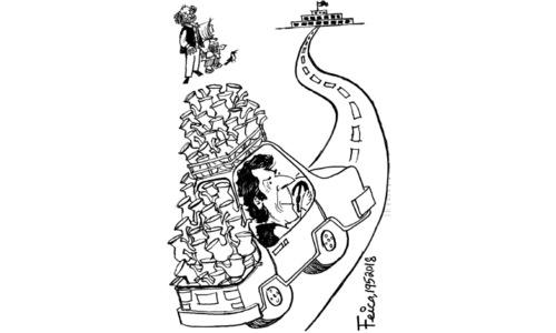 Cartoon: 19 May, 2018