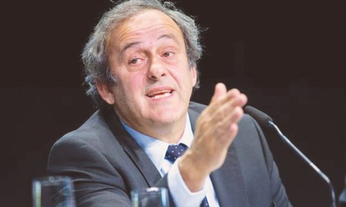 Platini admits 'skulduggery' to rig 1998 World Cup draw