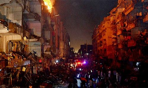 Nishtar Park carnage, Abbas Town bombing cases to be tried by military courts