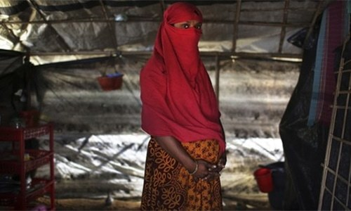 Rohingya rape: For too long, women's bodies have been considered acceptable collateral damage
