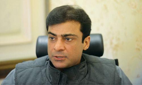 NAB grills Hamza in Saaf Pani Company case