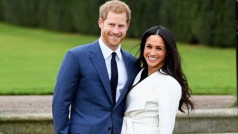 Prince Harry and Meghan Markle will become Duke and Duchess of Sussex after their wedding