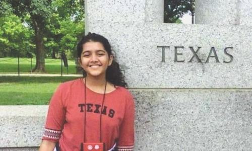 Teenage ambassador Sabika leaves two countries in gloom