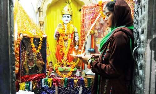 Rs20m released to renovate Krishna Mandir