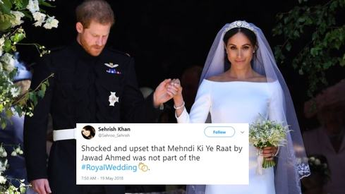 15 outrageous desi reactions to the Royal Wedding