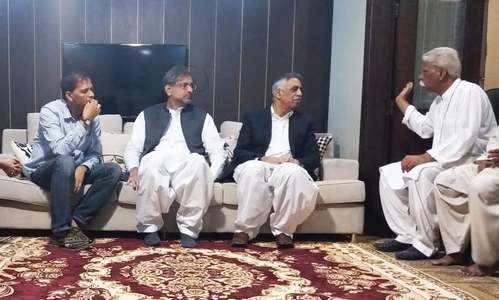 PM Abbasi offers condolences to father of Texas shooting victim Sabika Sheikh