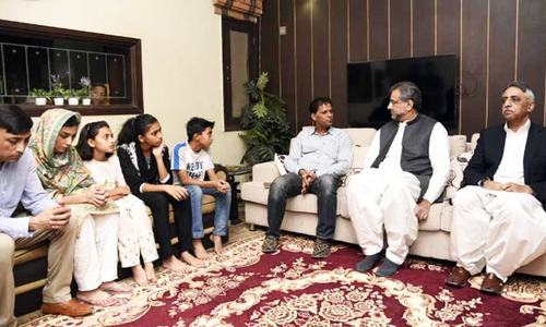 PM Abbasi offers condolences to family of Texas shooting victim Sabika Sheikh