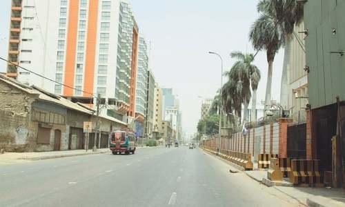 Karachi sizzles at 44°C