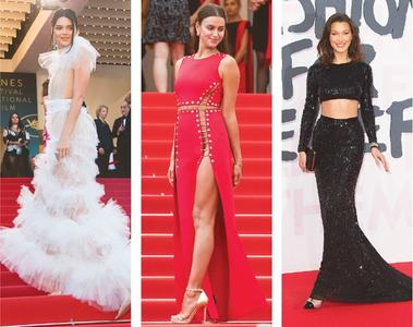 The best fashion looks from Cannes Film Festival