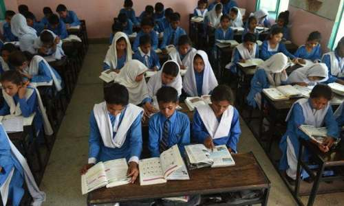 Government schools in Punjab yet to get two instalments of non-salary funds