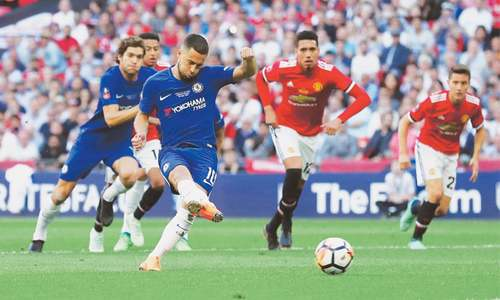 Uncertainty shrouds Chelsea despite FA Cup final win over United