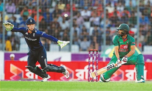 Bangladesh recall Mosaddek for Afghan T20 series