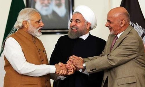 ایران پر امریکی پابندیوں سے چاہ بہار بندرگاہ منصوبہ بھی متاثر