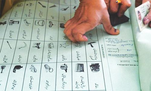 ECP suggests July 25-27 as possible dates for election