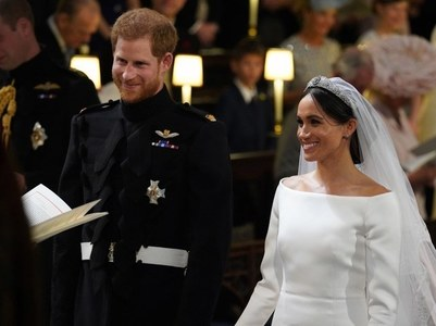 How the royal wedding was a brilliant piece of rebranding for the royal family