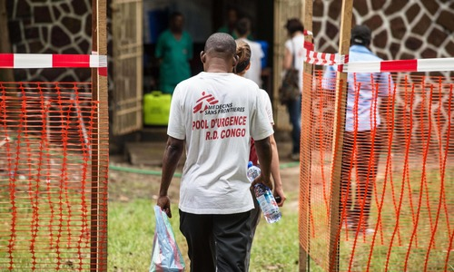 Death toll from Ebola outbreak in Congo rises to 26