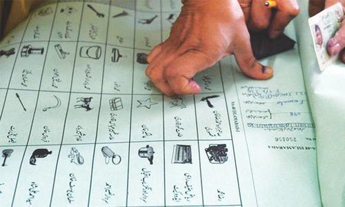 ای سی پی نے انتخابات کے لیے 25-27 جولائی کی تاریخ تجویز کردی