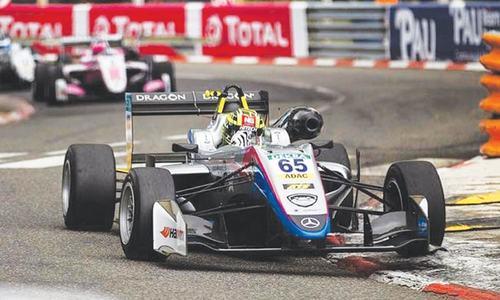 Enaam Ahmed: Racing to Formula One