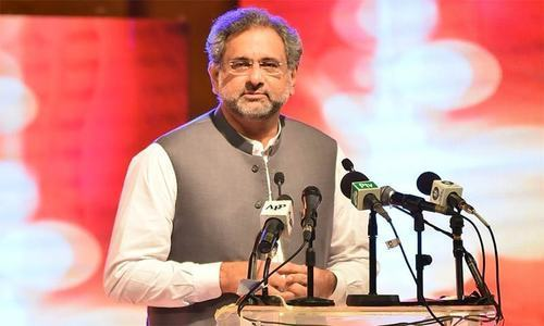 Abbasi, Shah may announce caretaker PM's name today