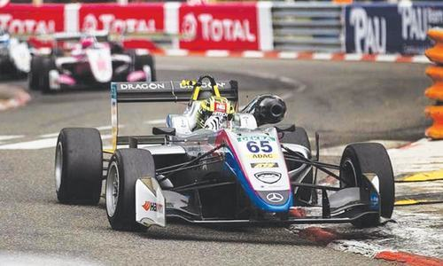 Remember the Enaam: British driving prodigy starts FIA Formula 3 campaign with a bang