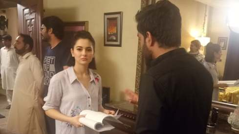 Hania Aamir, Yasir Hussain gear up for an exciting project this Eid