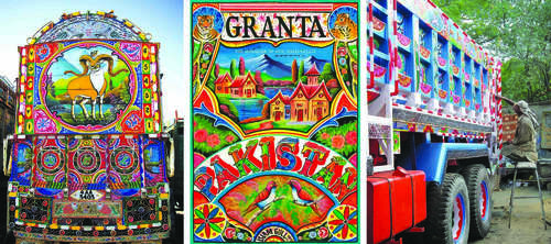 How Pakistan's beloved Truck Art has evolved